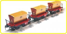 9419 set mijnwagens 3 stuks