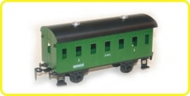 9203 passenger coach CSD series Be green with ventilation