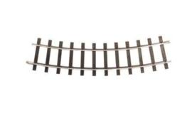 631 gebogen rail 22,5 gr