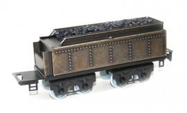 9151 tender pour locomotive à vapeur CSD 387 Mikado