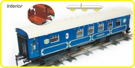 9355 PULLMAN buffet car