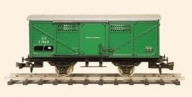 432 gedeckter Güterwagen  K.K.St.B. reihe Gd