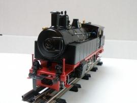 8163  locomotive à vapeur  DR 75.901