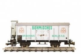 481 Duitse bierwagen Böhmisches Brauhaus Berlin