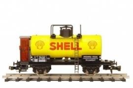 462 Kesselwagen mit Bremserhaus DR serie R, Shell