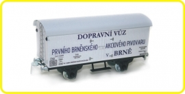 9522  wagon couvert de brasserie  Dopravni