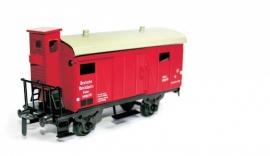 9493 van DR with brakemans cabin