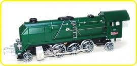 8102 steamlocomotive  CSD series 387 Mikado green