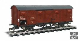 560 gedeckter Güterwagen  DR