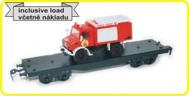 9425 flat wagon CSD serie Smmps