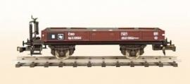 413  wagon à bord bas CSD serie Np