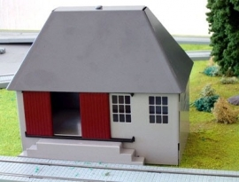goodshed Gersdorf self to build 3000-90-002