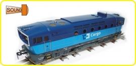 8132 diesellocomotief CSD 750