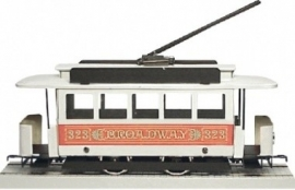 59 USA NY, tram from New York, metal, gauge 0
