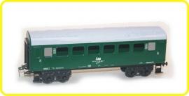 9300 express rijtuig CSD serie Amee groen
