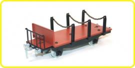 9433 flat wagon CSD