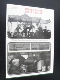 Rijdend door Rotterdam