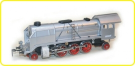 9104 steamlocomotive CSD 387 Mikado