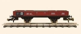 424  wagon à bord bas DR
