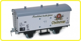 9553  wagon couvert de brasserie  Chodovar