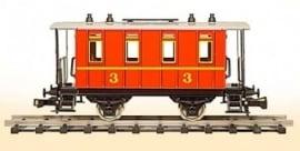 307R red coach