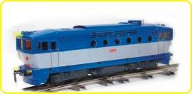 8127 diesellocomotief CSD 750
