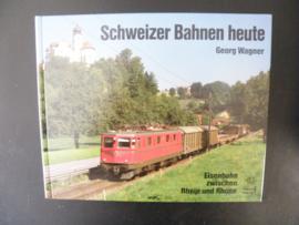 Schweizer Bahnen heute