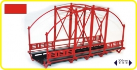 9975 Steel bridge - red