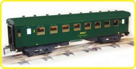 9342 rijtuig SNCF 2e klas