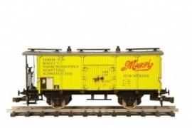 453 refrigerated car SBB-CFF Maggi with brakemans cabin