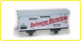 9532 beer van  Budweiser Burgerbrau