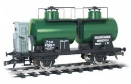 532 Kesselwagen mit Bremserhaus für Mineralöl CSD
