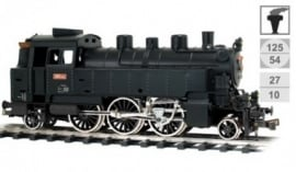 178 steamlocomotive CSD serie 365.4