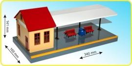 9989 station, Bahnhof, Gare