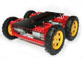 040296 robot chassis 4 wheel drive
