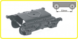 9862 Drehgestell 2 Achsen 53 mm