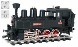 181 steamlocomotive CSD serie 422.025