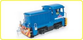 8108 diesellocomotief CSD serie T 701 blauw