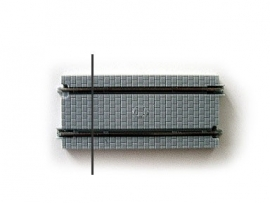 3000-50-108 rechte onderbrekingsrail 120 mm