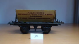 HORNBY Mc Alpine spoor 0