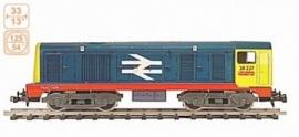 118 diesellocomotief British Rail CLASS 20