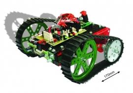 040203 robot rupsband chassis 2 ongemotoriseerd