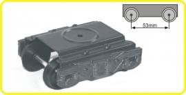 9860 Drehgestell 2 Achsen 53 mm