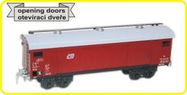 9407gedeckter Güterwagen CSD reihe Hadgs
