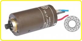 9859 motor 12V 8W 1,9 A DC