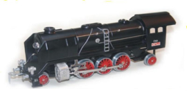 8100 steamlocomotive  CSD series 387 Mikado black