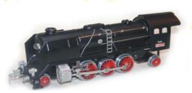 8100 locomotive à vapeur  CSD serie 387 Mikado noir