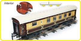 9351 PULLMAN buffet car