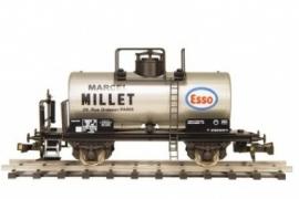 498 ketelwagen SNCF, Marcel Millet, Esso.