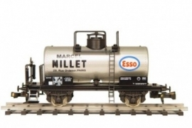 498 Kesselwagen SNCF, Marcel Millet, Esso.
